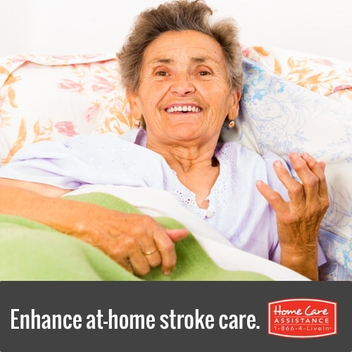 Bedbound Complications from Stroke Care