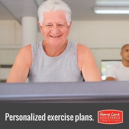 Finding a Senior Exercise Program