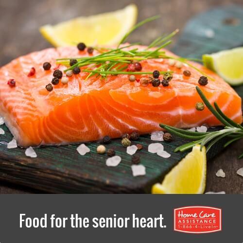 Heart Healthy Senior Recipes