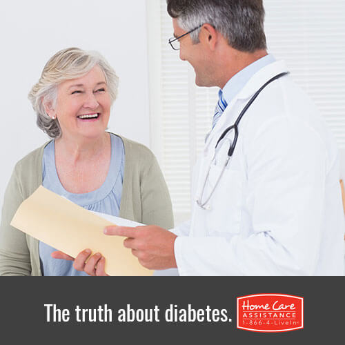 Common Senior Diabetes Myth
