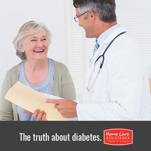 Common Senior Diabetes Myth