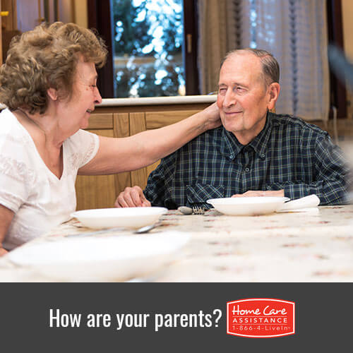 Using Holidays to Check In on Aging Parents