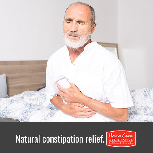 Soothing Constipation Discomfort in a Natural Way