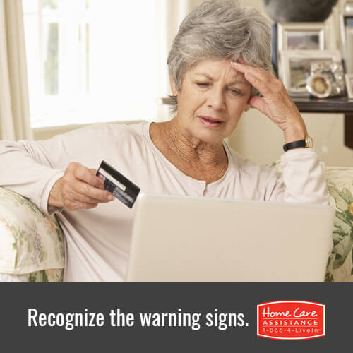 Warning Signs of a Financial Scam