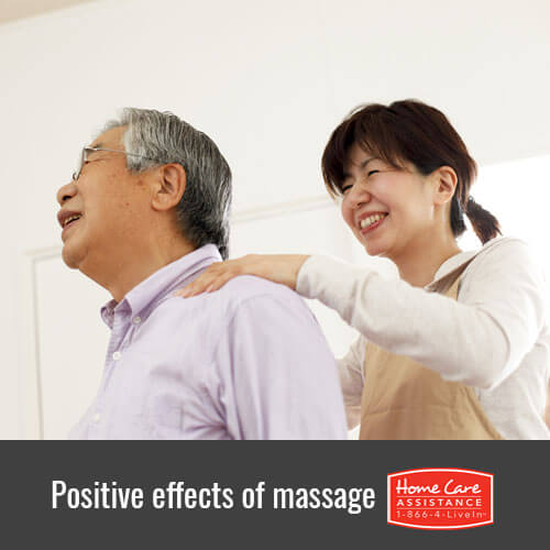 Positive Health Benefits of Massage for Seniors