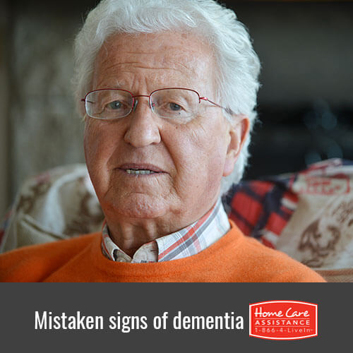 Make Sure Signs of Dementia Are Not Being Mistaken for Personality Changes