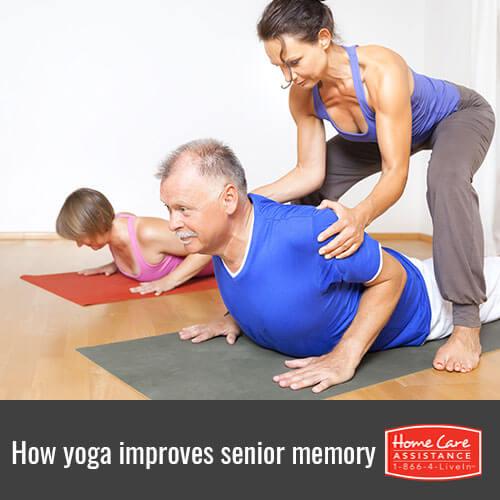 Improving Senior Memory With Yoga