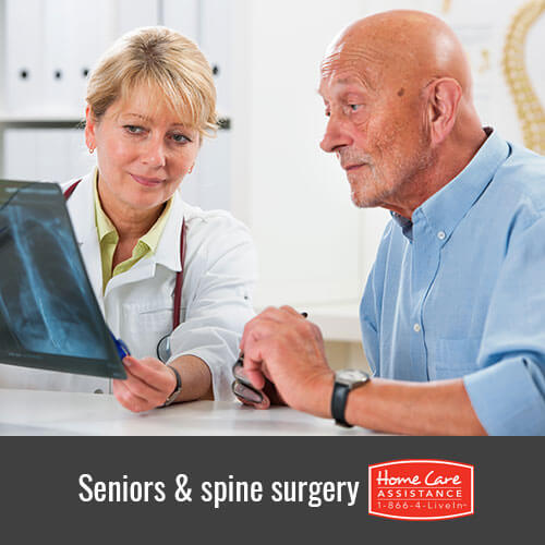 Seniors Who Aren't Likely to Receive Spine Surgery in Toronto, CAN