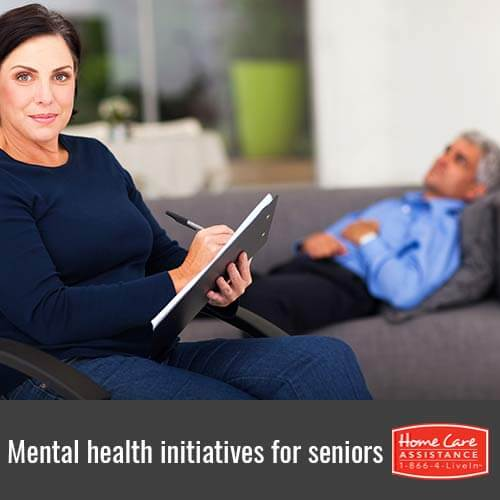 Senior Mental Health Initiatives in Toronto, CAN