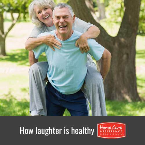 4 Important Health Benefits of Laughter in Toronto, CAN