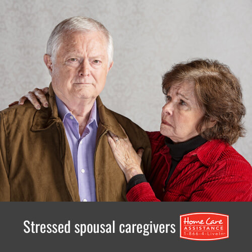 Understanding the Harmful Effects of Stress on Spousal Caregivers in Toronto, CAN