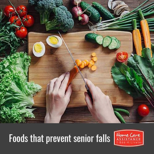 Useful Foods that Prevent Seniors from Falling in Toronto, CAN
