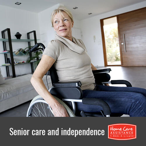 Promoting Senior Independence During Home Care in Toronto, CAN