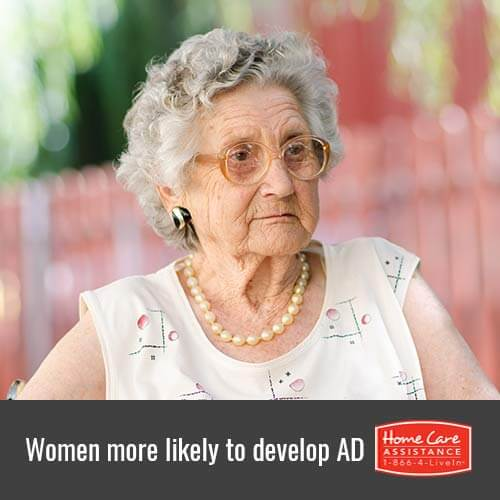 Why Women Are More Likely to Develop Alzheimer's Than Men in Toronto, CAN