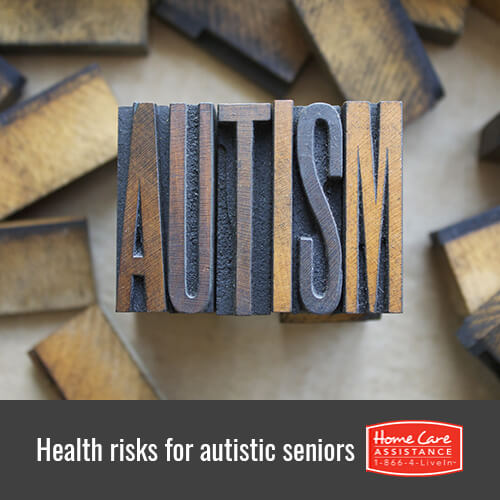 Common Health Risks for Seniors with Autism in Toronto, CAN