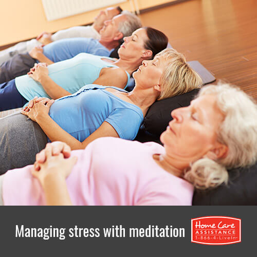 Can Meditation Help Seniors Manage Stress in Toronto, CAN?