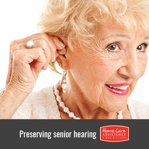 How to Preserve Senior Hearing in Toronto, CAN