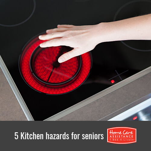 Top 5 Common Kitchen Hazards for Seniors in Toronto, CAN