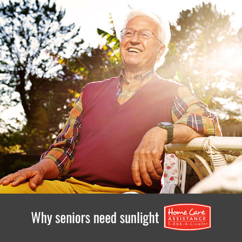 How Seniors Benefit from Moderate Sun Exposure in Toronto, CAN