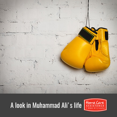 An Inside Look into the Life of Muhammad Ali and His Battle with Parkinson's in Toronto, CAN