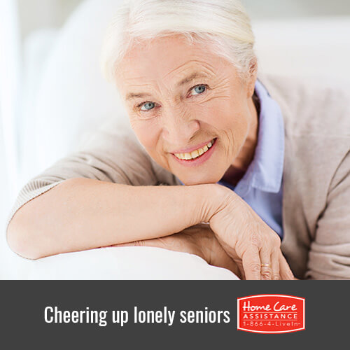 How to Cheer Up Lonely Seniors in Toronto, CAN