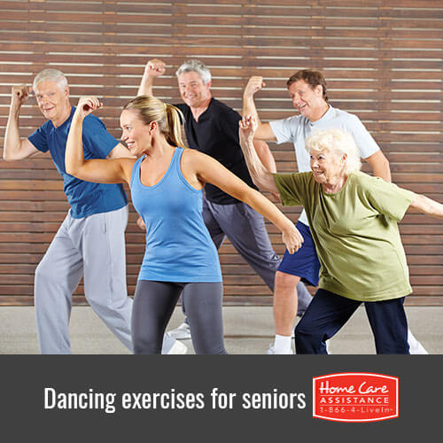 Dancing Exercises Seniors Will Love in Toronto, CAN
