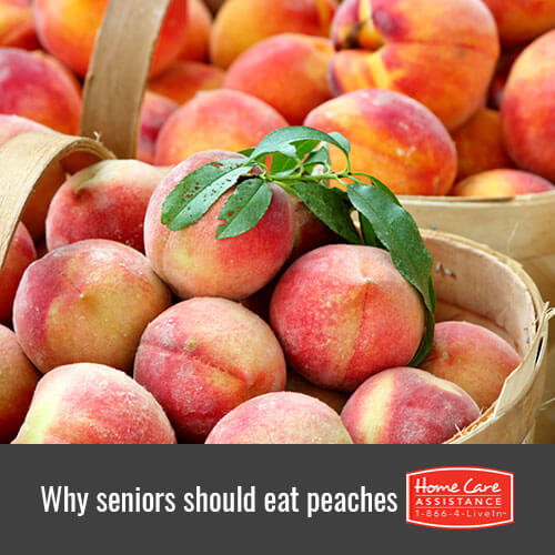 Why Peaches Are a Healthy Addition to Elderly Diets in Toronto, CAN