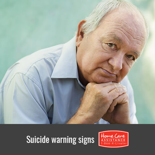 Major Warning Signs of Senior Suicide in Toronto, CAN