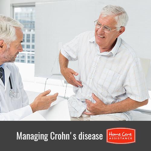 Managing Crohn's Disease Among Seniors in Toronto, ON, Canada