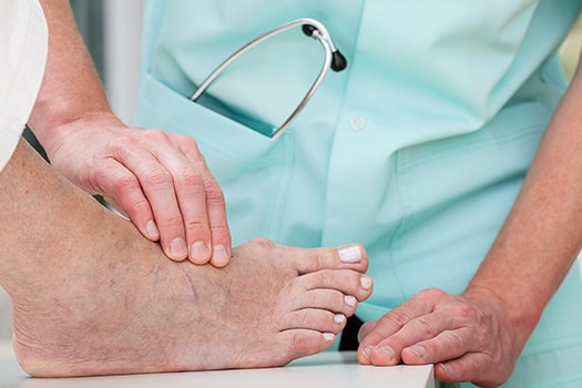 Ways Older Adults Can Keep Their Feet Healthy in Toronto, ON
