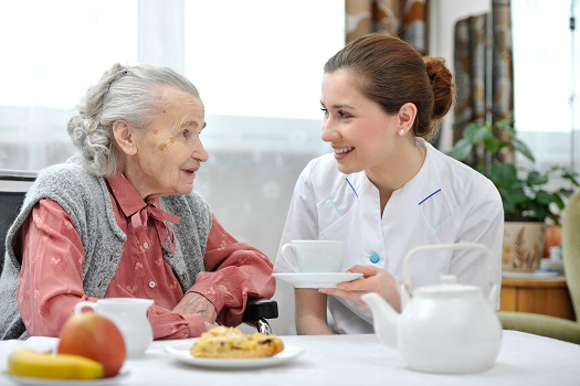 Guidelines to Help You Feed a Loved One with Parkinson's in Toronto, ON