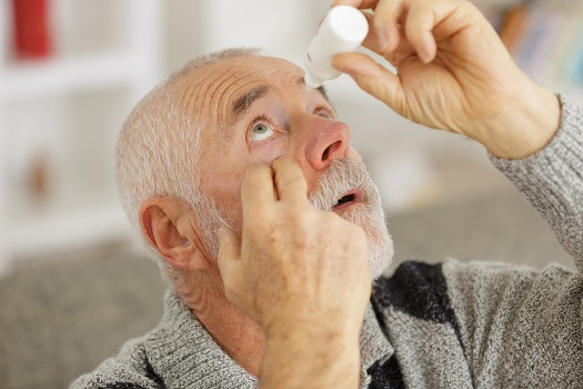 Causes of Blindness in Elderly People in Toronto, ON
